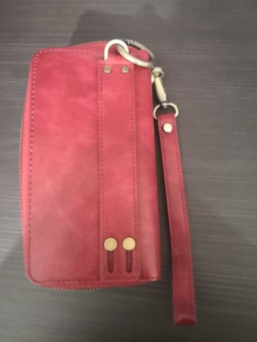 Ultimate Wristlet Phone Case Wallet photo review