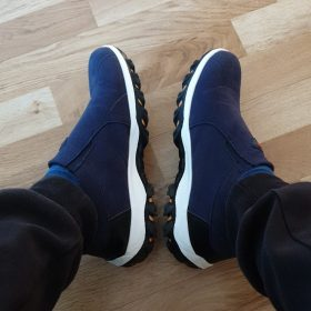 Men Casual Breathable Outdoor Sneakers Lightweight Walking Shoes photo review